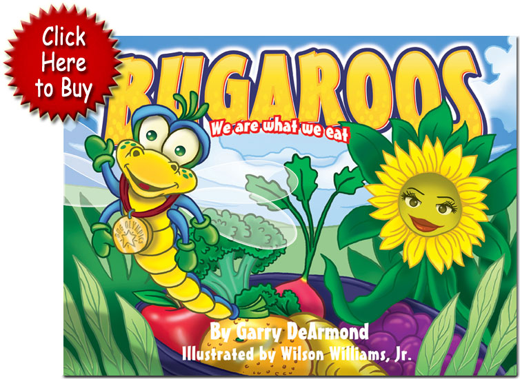 Buy Bugaroos We Are What We Eat